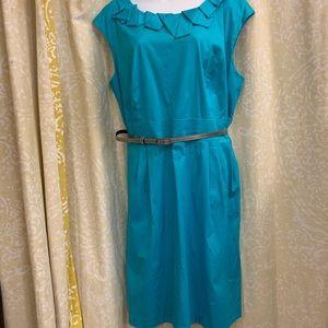 Eliza J Blue Sleeveless Dress Size 22W